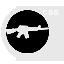 Platinum Colt M4A1