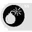 Platinum Bomb Planter