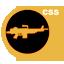 Gold M249 Para