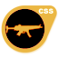 Gold MP5 Navy